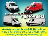 graty-wywozimy.pl wywóz starych mebli Wrocław