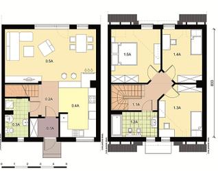 """[Mędłów] Osiedle domów jednorodzinnych """"Nowy Mędłów"""" 23552"""