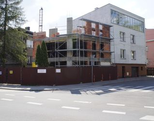 [Kraków] Budynek Mieszkalny, ul. Olszańska 7a 426752