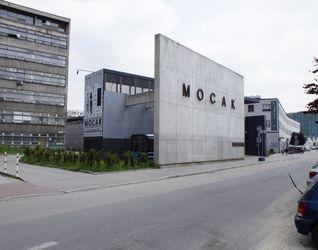 [Kraków] Muzeum Sztuki Współczesnej M O C A K, ul. Lipowa 4 428032