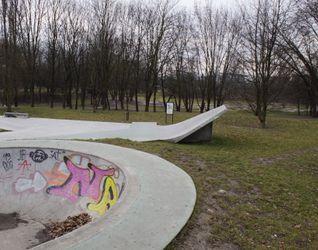 [Kraków] Skatepark, Park Lotników  465408