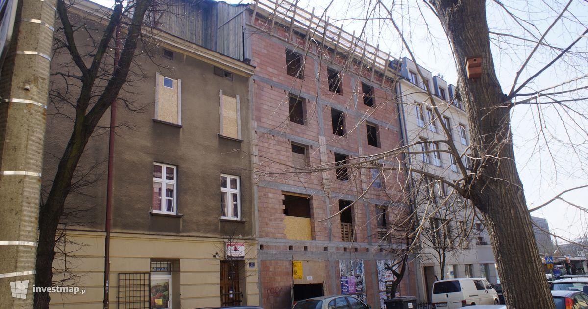 Krakow Budynek Mieszkalny Ul Senatorska 2 Investmap Pl