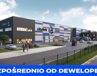 Magazyny i biura do wynajmu Citylink Wrocław Stadion  490496