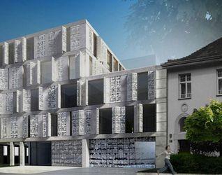 [Kraków] Apartamentowiec, ul. Chopina 9 167681