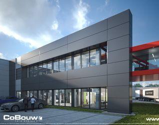 [Stanowice] Hala produkcyjno-magazynowa Turenwerke 415233