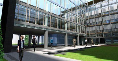 """[Warszawa] Biurowiec """"Fideus Office"""" 43777"""