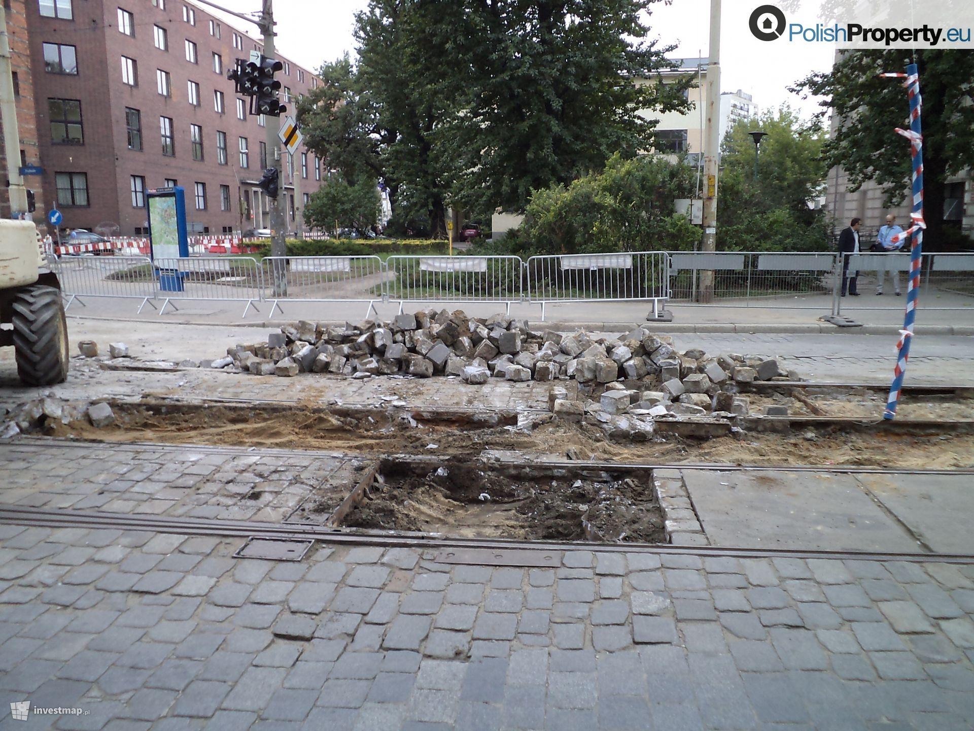 Ul. Podwale (remont)