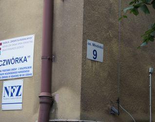 [Kraków] Centrum Rehabilitacji, Os. Młodości 10   482561