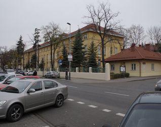 [Kraków] Wojskowy Szpital Kliniczny, ul. Wrocławska 1 400906