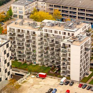 """[Warszawa] Budynek wielorodzinny """"Union Apartamenty"""" 449290"""