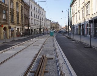 [Kraków] Ulica Józefa Dietla 471306