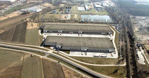 """[Tychy] Centrum logistyczne """"SEGRO Industrial Park Tychy"""" 353892"""