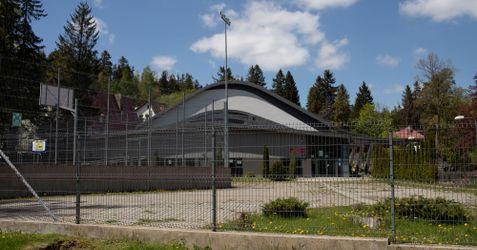 Hala Sportowa Zespołu Szkół Ponadgimnazjalnych w Karpaczu 476516