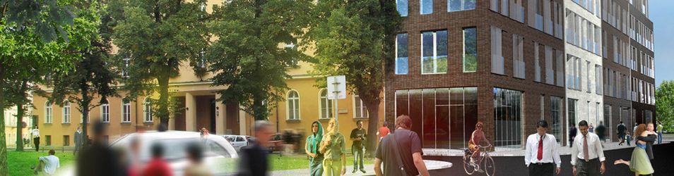 """[Wrocław] Apartamentowiec """"Trinity Residence"""" 25445"""