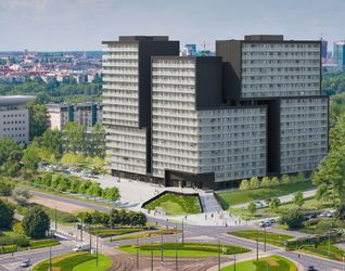 """[Poznań] Wieżowiec """"Atal Warta Towers"""" 445029"""