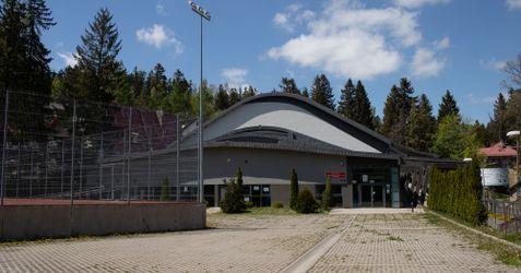 Hala Sportowa Zespołu Szkół Ponadgimnazjalnych w Karpaczu 476517