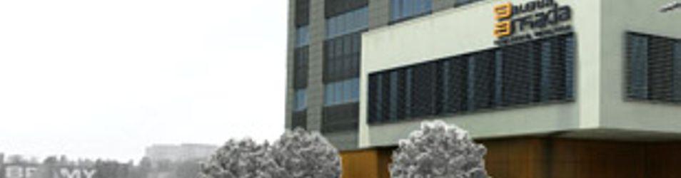 """[Bydgoszcz] Biurowiec """"F 262 Fordońska Office Centre"""" 12902"""