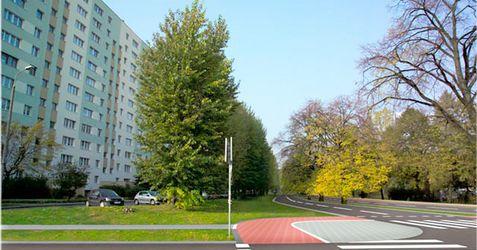 [Gdańsk] Droga Zielona (odcinek ul. Gospody - al. Grunwaldzka) 24934