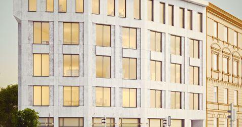 [Kraków] Budynek Hotelowy, ul. Dietla 113 299366