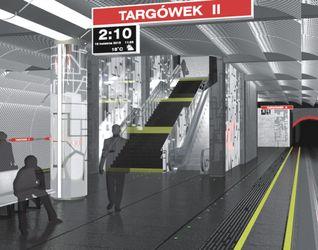 [Warszawa] II linia metra 196967