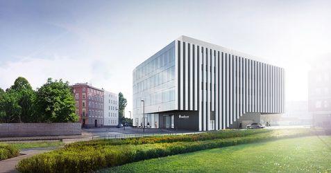 """[Wrocław] Centrum medyczno-biurowe """"MEDICUS"""" 241255"""