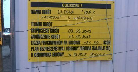 Park Zachodni 454247
