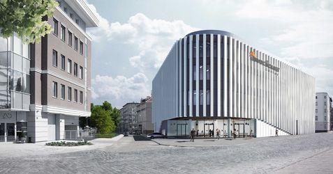 """[Wrocław] Centrum medyczno-biurowe """"MEDICUS"""" 241256"""