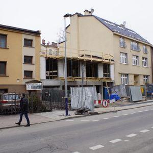 [Kraków] Budynek Mieszkalny, ul. Bałuckiego 418664