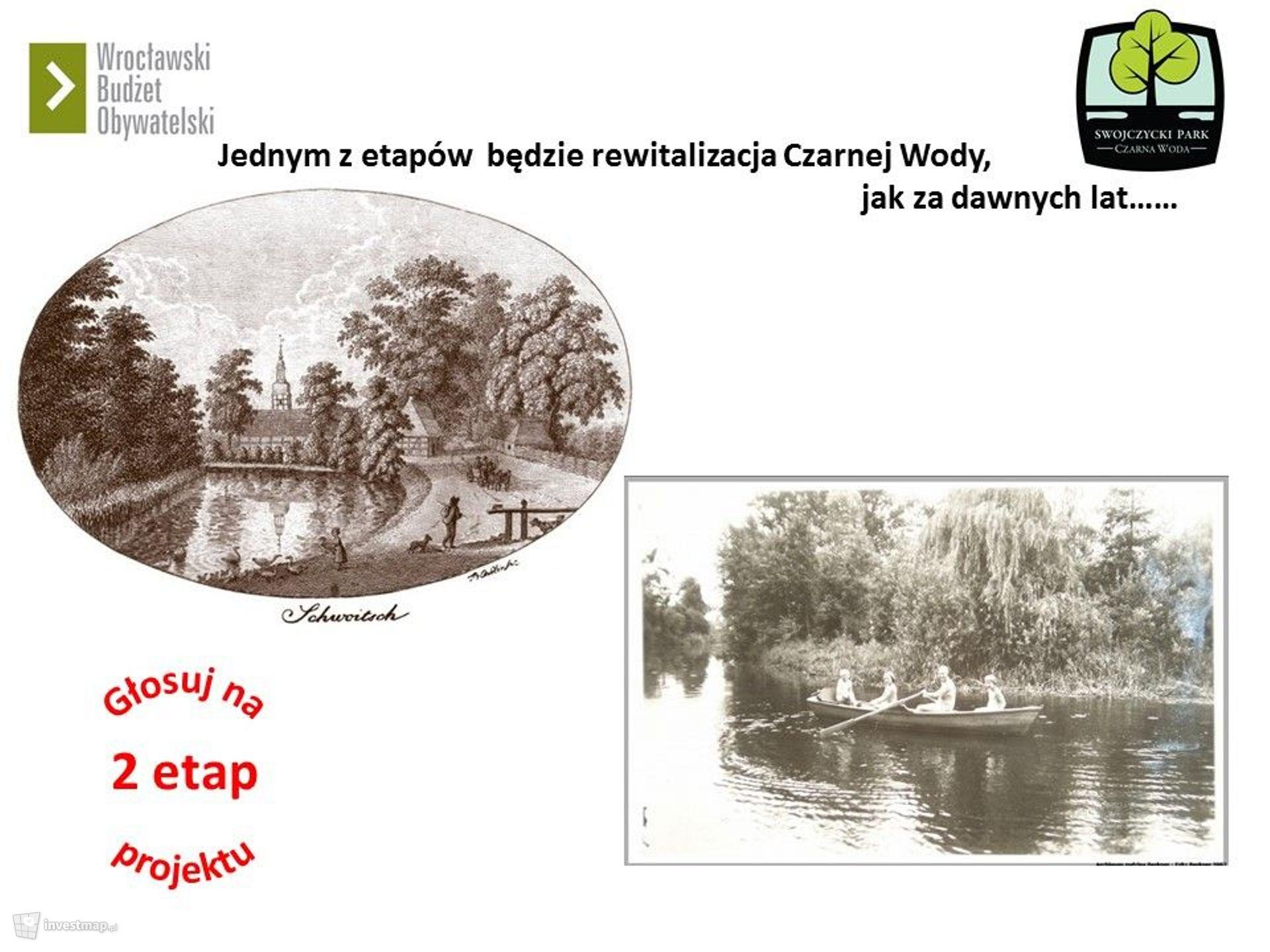 Swojczycki Park Czarna Woda