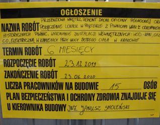 [Kraków] Remont Kamienicy, ul. Bożego Ciała 9 461672
