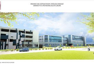 [Lublin] Centrum Patologii i Terapii Zwierząt Uniwersytetu Przyrodniczego 54120