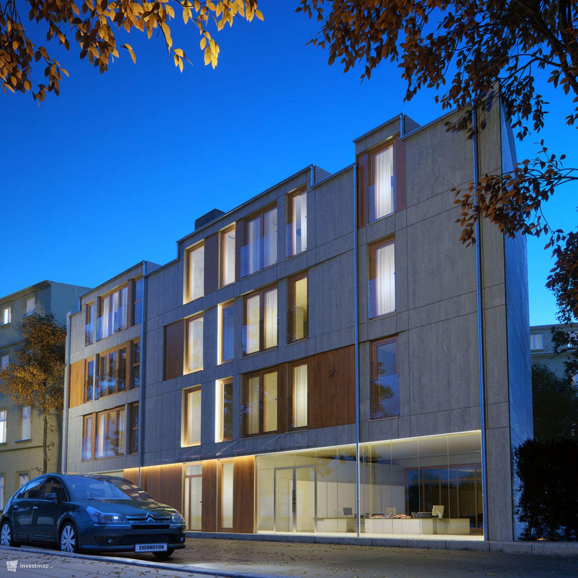 Apartamenty Dąbrowskiego 21