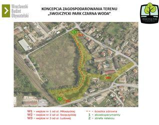 """Swojczycki Park """"Czarna Woda"""" 426857"""
