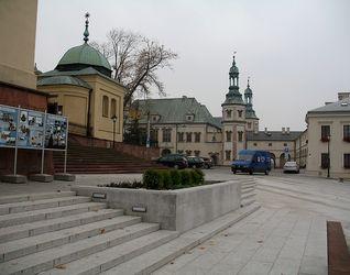 [Kielce] Rewitalizacja zabytkowego Śródmieścia Kielc 50793