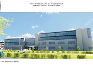 [Lublin] Centrum Patologii i Terapii Zwierząt Uniwersytetu Przyrodniczego 54121