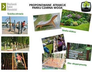 """Swojczycki Park """"Czarna Woda"""" 426858"""