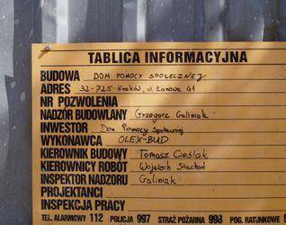 [Kraków] Dom Pomocy Społecznej, ul. Łanowa 512618