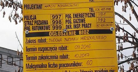 [Kraków] Osiedle mieszkaniowe, ul. Siewna 297067