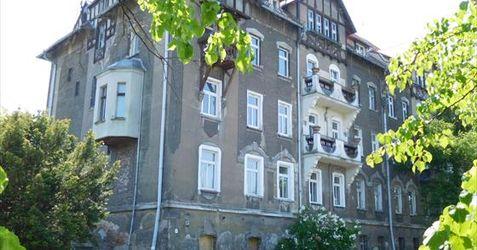 Remont budynku, Śniadeckich 47 382059
