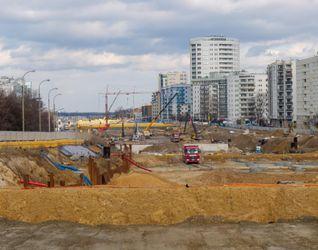 [Warszawa] Budowa  S2 Południowej Obwodnicy Warszawy - odcinek A na Ursynowie i Wilanowie 466027