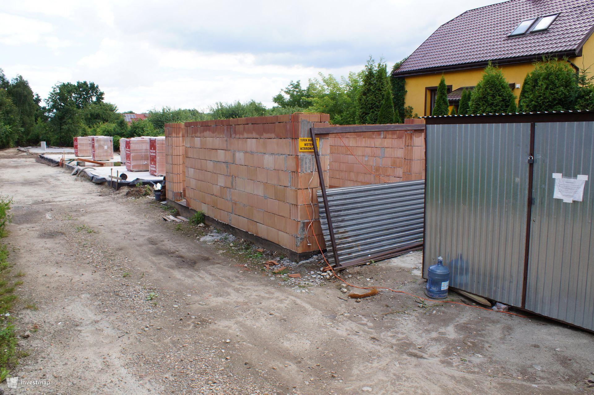 Budynki Mieszkalne, ul. Złocieniowa