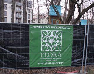[Kraków] Park Kieszonkowy, ul. Grzegórzecka 510827