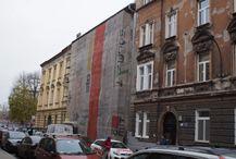 [Kraków] Remont Kamienicy, ul. Czysta 19