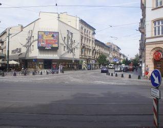 [Kraków] Przebudowa skrzyżowania pod Teatrem Bagatela 438381