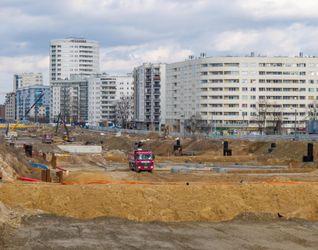 [Warszawa] Budowa  S2 Południowej Obwodnicy Warszawy - odcinek A na Ursynowie i Wilanowie 466029