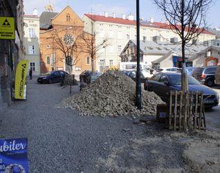 [Kraków] Ulica Rynek Kleparski 470381