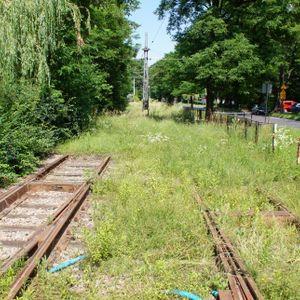 [Kraków] Trasa tramwajowa na Walcownie 481645