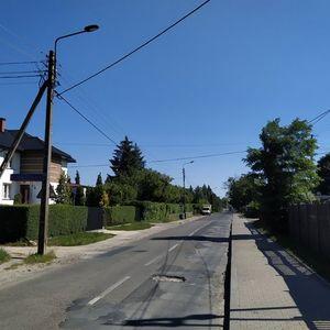 Przebudowa ulicy Gajcego 485741