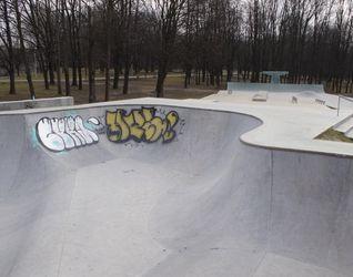 [Kraków] Skatepark, Park Lotników  416011