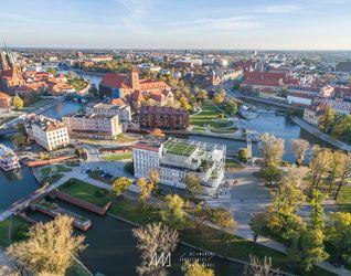 [Wrocław] Concordia Hub (kamienica na Wyspie Słodowej 7/7a) 364910